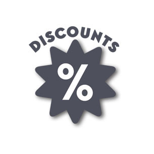 Accommodation discount
