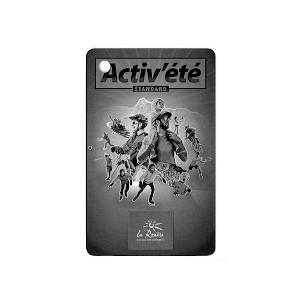 Multi-activities card