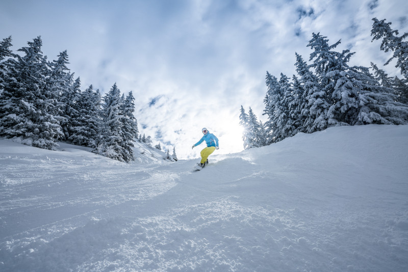 forest-skiing-la-rosière