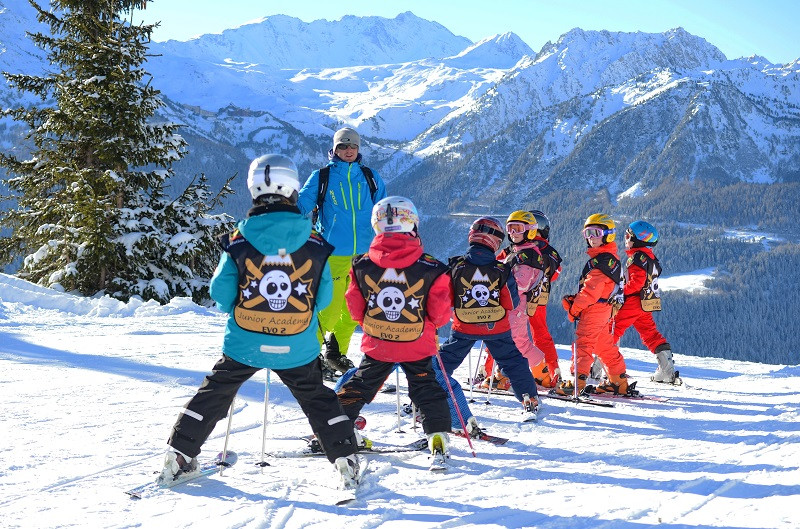 Ecole de Ski Evolution 2