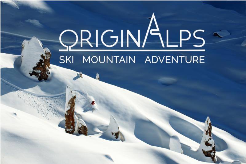 OriginAlps Ecole de ski et d'aventure à La Rosière