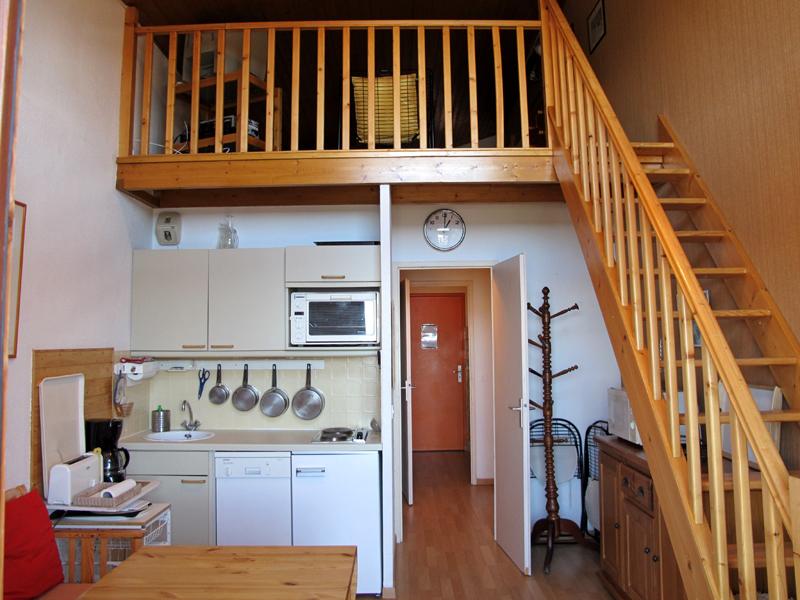 studio mezzanine 6 personnes manessier la rosi re centre. Black Bedroom Furniture Sets. Home Design Ideas