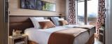 Chambre, Appartement 6P12PERS, Alpen Lodge, La Rosière, vue 1