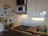 Cuisine, Appartement BEL405, vue 2