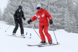 cours de ski adulte la Rosière