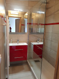 Salle de bain, Appartement CV31, vue 1