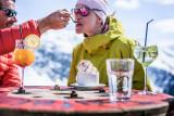 ski entre amis montagne détente italie