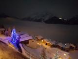 Panorama hiver de nuit, Appartement CV31, vue 6