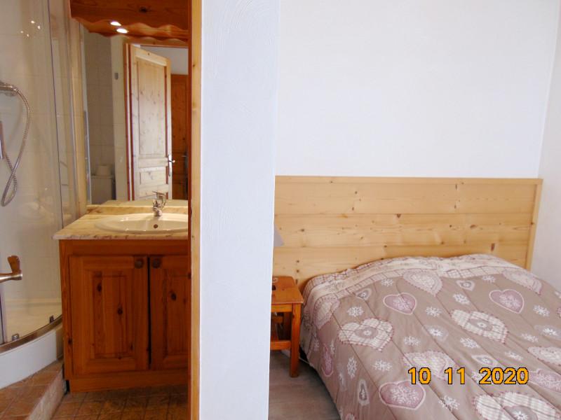 Chambre double, Chalet Androsace, La Rosière, vue 1