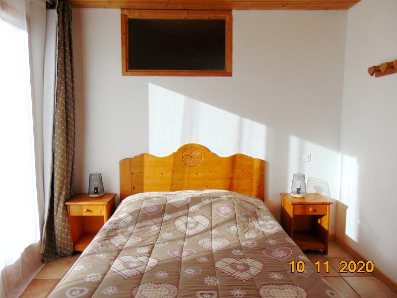 Chambre double, Chalet Androsace, La Rosière, vue 3