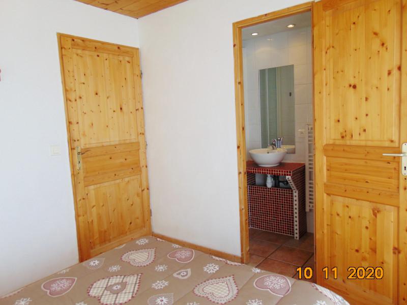 Chambre double, Chalet Androsace, La Rosière, vue 4