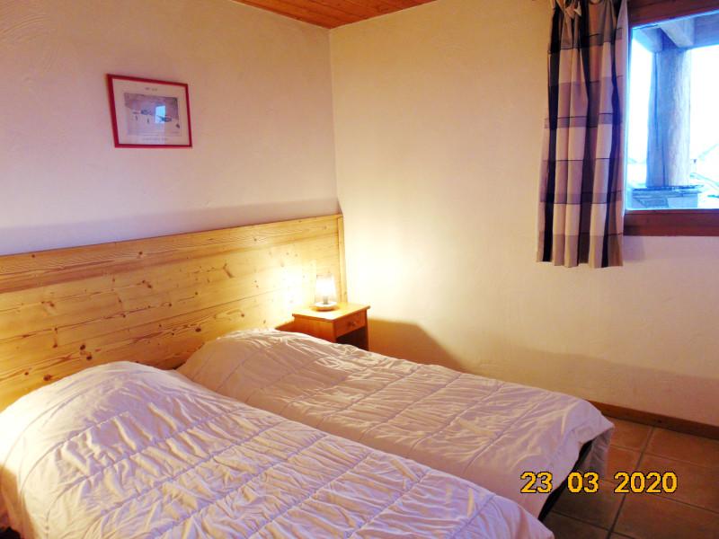 Chambre twin, Chalet Androsace, La Rosière, vue 1