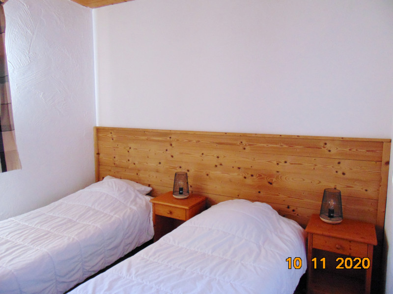 Chambre twin, Chalet Androsace, La Rosière, vue 3