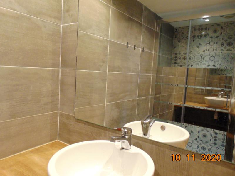 Salle de bain, Chalet Androsace, La Rosière, vue 1