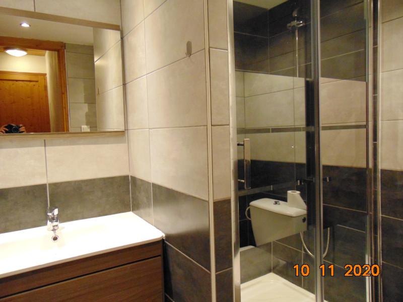 Salle de bain, Chalet Androsace, La Rosière, vue 3
