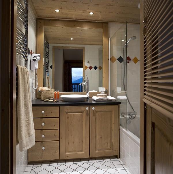 Salle de bain, Appartement 2P4
