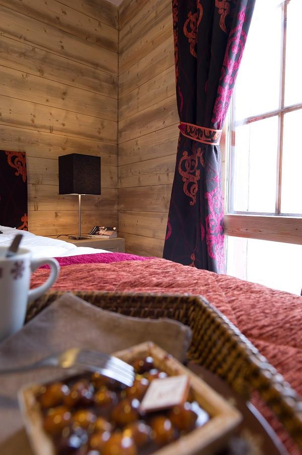 Chambre, Appartement 4P8, vue 2