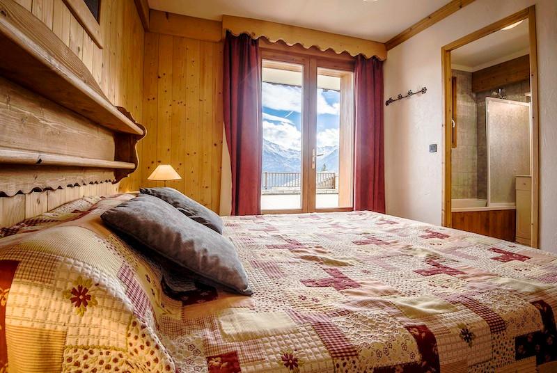La Rosière location chalet-ourson-chambre1-1951767