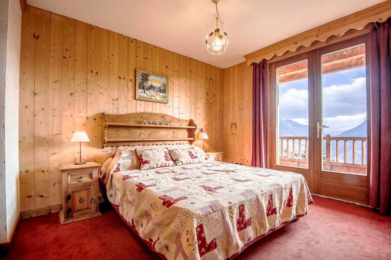 La Rosière location chalet-ourson-chambre1-1951780