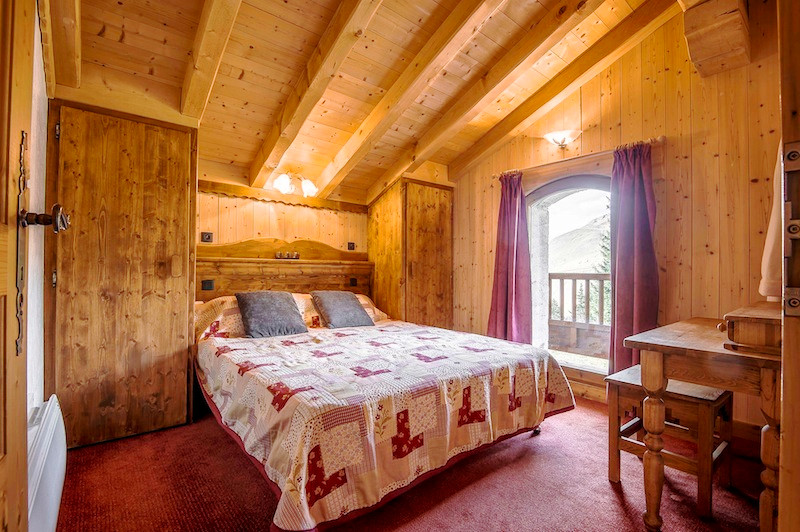 La Rosière location chalet-ourson-chambre4-1951782