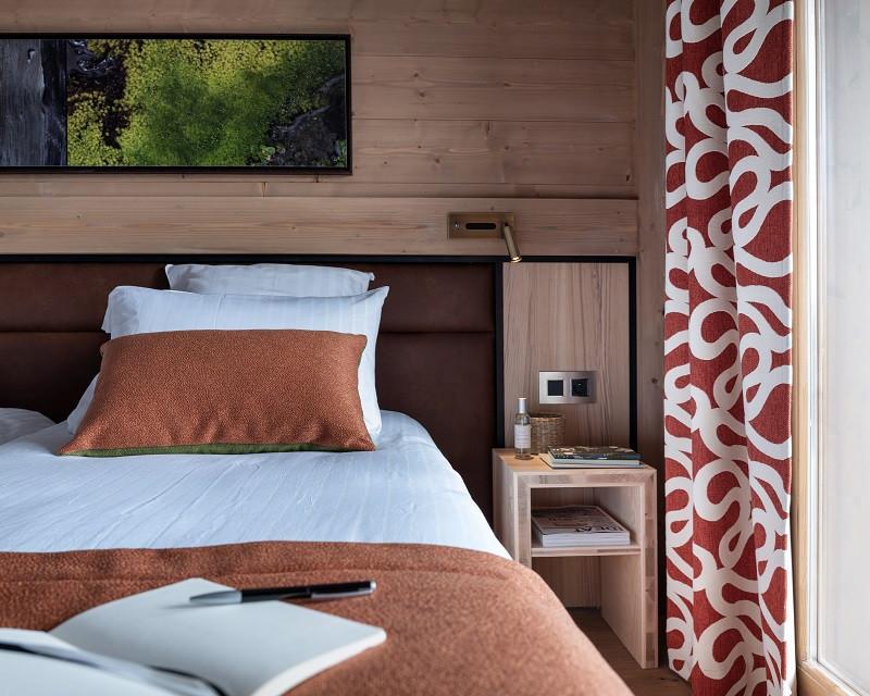 Chambre, Appartement 6P12PERS, Alpen Lodge, La Rosière, vue 2