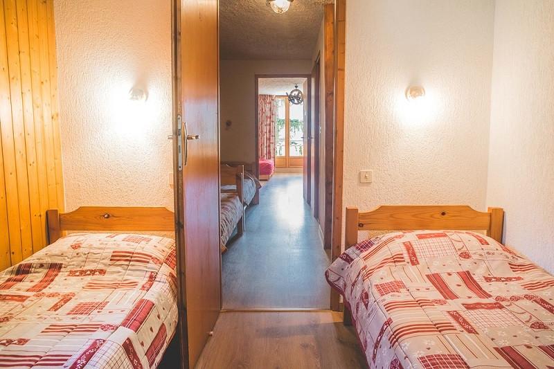 Chambre, Appartement 3P6, vue 2