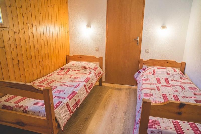 Chambre, Appartement 3P6, vue 1