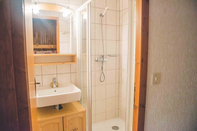 Salle de bain, Appartement 3P6