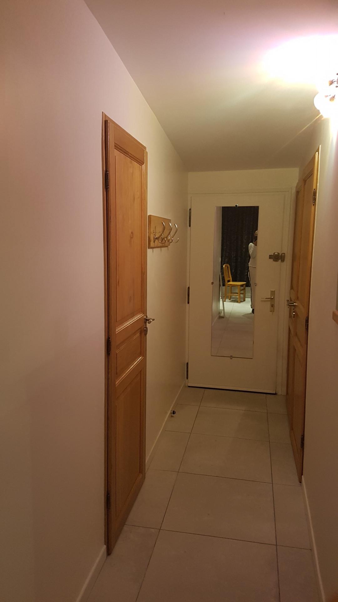 Hall d'entrée, Appartement CV31, vue 1