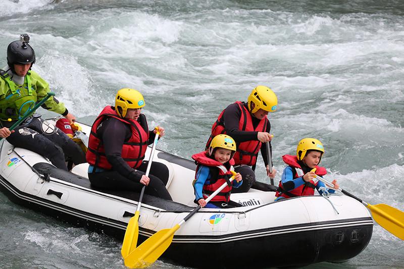 rafting rivière isère eaux-vives