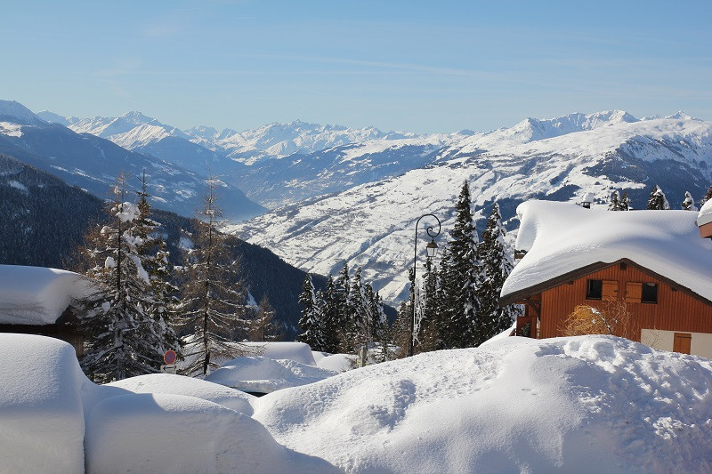 Panorama hiver, Studio cabine CR09A, vue 1