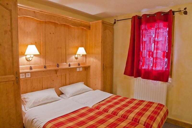 Chambre, Appartement 7P14, Les balcons de La Rosière, vue 2
