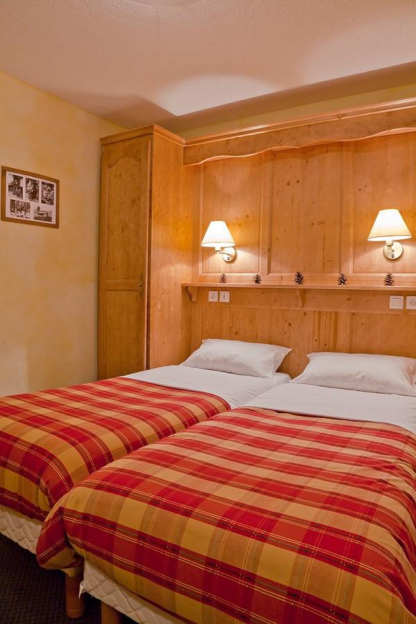 Chambre, Appartement 7P14, Les balcons de La Rosière, vue 1
