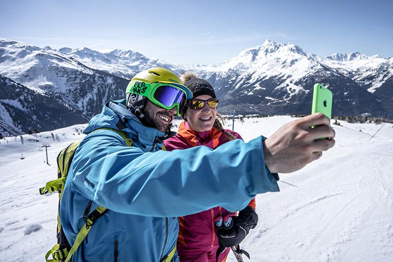 sejour ski printemps La Rosière